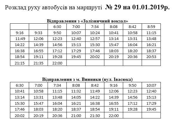 Не мерзни на зупинці: 1 січня львівські маршрутки курсуватимуть за спеціальним графіком фото 4